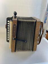Hohner Ziehharmonika Akkordeon Knopfakkordeon Ziehharmonika