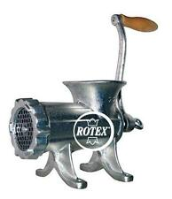 Tritacarne manuale mod 8683 N Reber professionale ghisa trita carne n.22 – Rotex