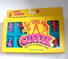 1986 Mattel Inc Cutie c.u.t.i.e Muñecas Bitsy Bebés Niña Versión De Muscle Men