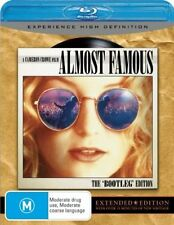 Almost Famous (Blu-ray, 2008) EXTENDED EDITION LIKE NEW FAST FREE POSTAGE
