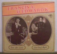 Frank Sinatra & Duke Ellington/Francis A. & Edward K./Reprise/FS1024/NM