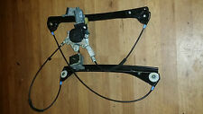 BMW 3 SERIES E46 X5 99-06 COUPE FRONT PASSENGER SIDE WINDOW REGULATOR 8204179