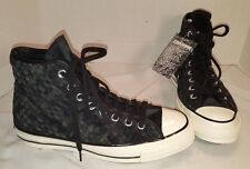 NEW CONVERSE CHUCK TAYLOR ALL STAR '70 WOVEN SUEDE HI SNEAKERS SIZE MEN 7 WO 9