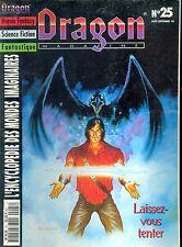 DRAGON MAGAZINE N°25 AOUT SEPTEMBRE 1995