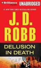 In Death: Delusion in Death 35 by J. D. Robb (2014, MP3 CD, Unabridged)