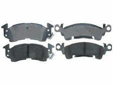 For 1969 Buick GS 400 Brake Pad Set Front AC Delco 63186JK