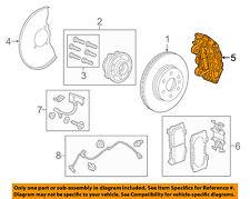 GM OEM Front Brake-Disc Caliper 23341891