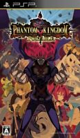 USED PSP PlayStation Portable Phantom Kingdom Portable 01926 JAPAN IMPORT