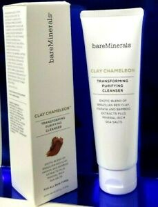 bareMinerals CLAY CHAMELEON Transforming Purifying Cleanser 4.2oz SEALED