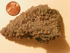 Grape Agate 105 Grams 54x83x32 MM. Specimen Botryoidal Purple Chalcedony
