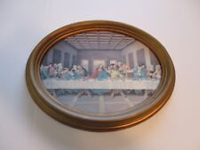 The Last Supper Italian Made In Italy Collectible