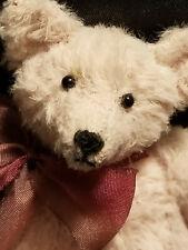 Bloom, 3.5 inch teddy bear by Burlison Bears