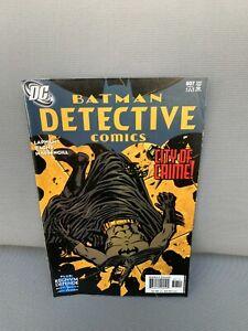 DC Comics Batman In Detective Comics #807 B34