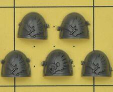 Warhammer 40K Space Marines Dark Angels RAVENWING épaulettes