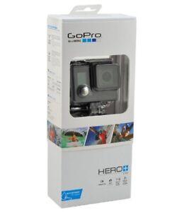 GOPRO HERO+ LCD PLUS *RETAIL* TouchScreen HD Waterproof 8MP/1080p CHDHB-101 NEW