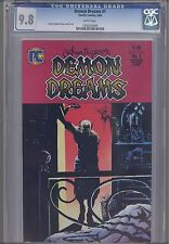 Demon Dreams #1 CGC 9.8  1984 Horror Pacific Comic top artists & writers: Suydam