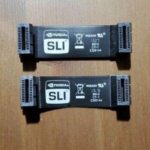 Nvidia SLI Bridge connector adapter