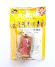 Figurine Official Collection Tintin N°85 Madame Yamilah New Booklet Pasport