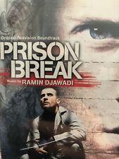 Prison Break 1,3,and 4 (Original Television Soundtrack) Djawadi