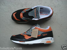 Crooked Tongues X New Balance M 1500 CT3 45 Made In England Black/Grey/Orange