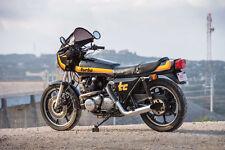 1979 KAWASAKI Z1R TC VINTAGE TURBO MOTORCYCLE POSTER PRINT 24x36