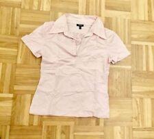 Mexx Damen Polo T-Shirt - rosa - M