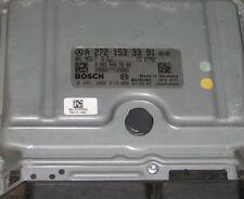 07 MERCEDES BENZ C280 ECU ENGINE COMPUTER CONTROL MODULE A2721533391 OEM