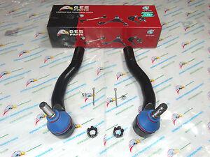 2PCS Outer Tie Rod For 02-11 Camry 05-12 Avalon 04-06 ES330 07-12 ES350 ES80602