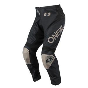 Oneal Or ´ Neal Pant Matrix Pants Ridewear Black/Gray MTB Enduro Freeride Robust