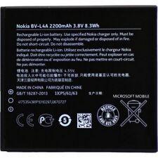 Nokia Batería original BV-L4A per LUMIA 830 LUMIA 535 2200mAh Pila Nuevo Abultar