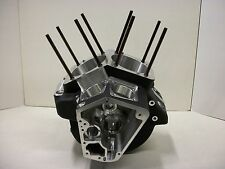 Harley Ultima Midwest Evo Engine Cases Black FXR FXST FLT FLH FLST FLHR Softail