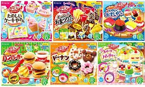 Kracie Poppin Cookin Assorted Pack [YR] 6 types, 6 pieces in total