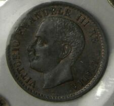 Vittorio Emanuele III - 1 Centesimo 1905 Valore R FDC perizia