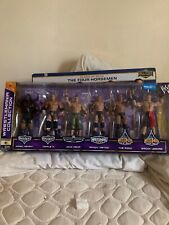 NEW Rare Mattel Exclusive 6 figure Wrestlemania Collection Action Figure Set