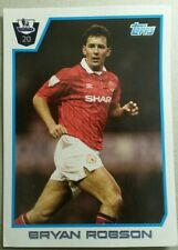 Topps Premier league 2012 Collection #223 Bryan Robson - Manchester United