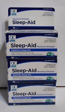 Nighttime Sleep Aid Softgels 32ct (Generic Unisom SleepGels)- 3 Pack -Exp.10-18