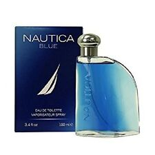 NAUTICA BLUE 3.4 oz / 100 ml EAU DE TOILETTE SPRAY MEN NEW IN BOX SEALED