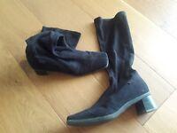 Stiefel 42 schwarz esprit