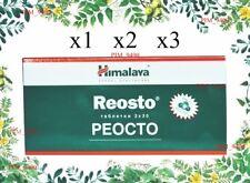 HIMALAYA Herbals REOSTO PostMenopausal / Osteoporosis / Fractures 60 Tablets