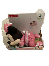 New listing Fisher Price Disney Baby Minnie Mouse Touch N Crawl Toy Crawling Discontinued
