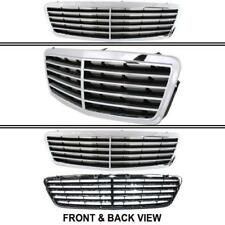 New MB1200117 Grille for Mercedes-Benz C240 2001-2007