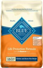 Blue Buffalo Life Protection Formula Large Breed Adult Chicken&Brown Rice 30-lb