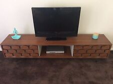 TIMBER TELEVISION CABINET. NEW.