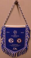 Wimpel / Banner + FC Schalke 04 + Champions League 2014 gegen Chelsea FC (31)