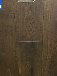 1/2 in.Thick*7-1/2 in.Wide*Varying Length Engineered Hardwood Flooring