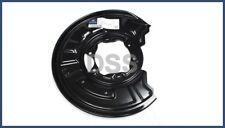 Genuine Mercedes Rear Brake Backing Splash Dust Shield Protective Plate 20442118