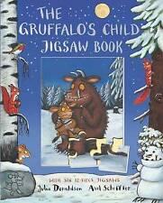 The Gruffalo's Child Jigsaw Book, Donaldson, Julia, New Book - FREE POSTAGE