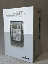 Wahoo ELEMNT GPS Bike Cycling Computer, great condition!