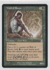 2006 Magic: The Gathering - Time Spiral: Timeshifted #89 Wall of Roots Card 2bd