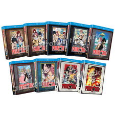 Fairy Tail: Anime Series Complete Collection 1 2 3 4 5 6 7 8 9 DVD/BluRay Set(s)
